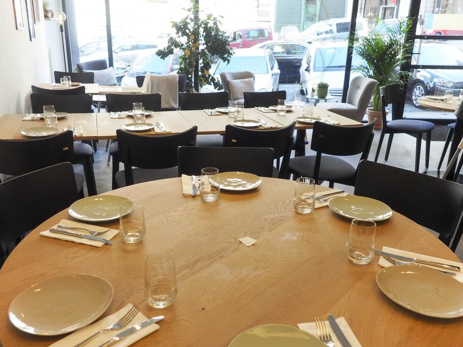 Beli brussels bruxelles restaurant libanais - HOTPOPOTE