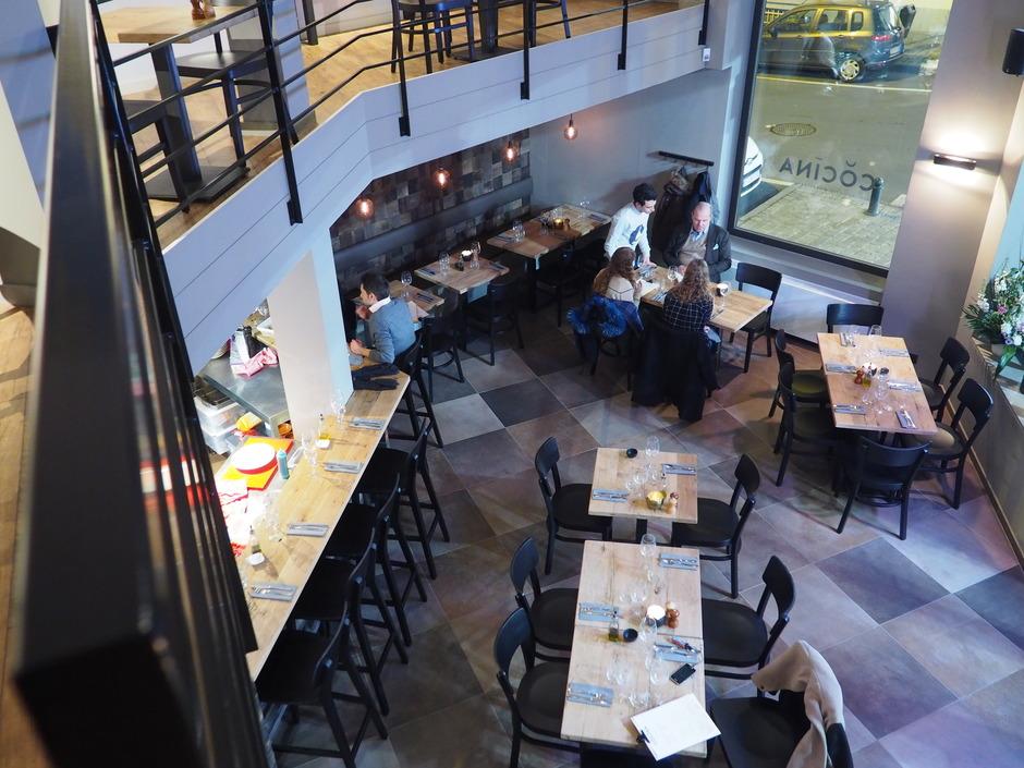 Cocina italian restaurant Brussels - Hotpopote