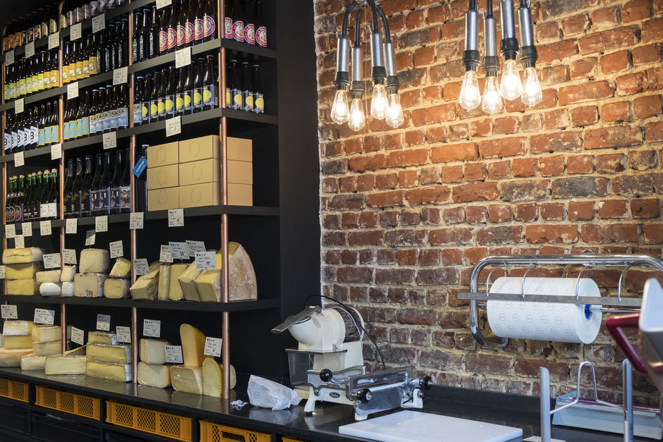 Saint Octave Bruxelles Fromage - HOTPOPOTE