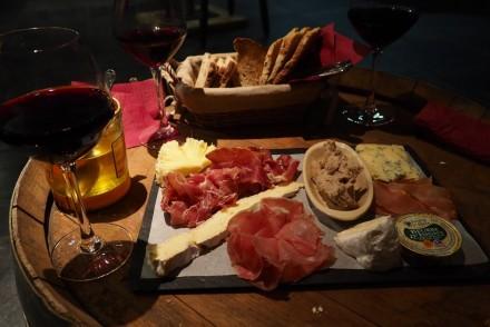 Mouchart wine bar à vin Bruxelles Brussels - HOTPOPOT