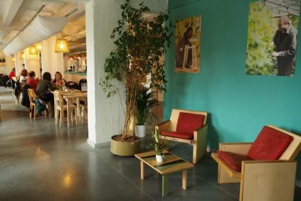 Bel Mundo restaurant HEt atelier Groot Eiland - HOTPOPOTE