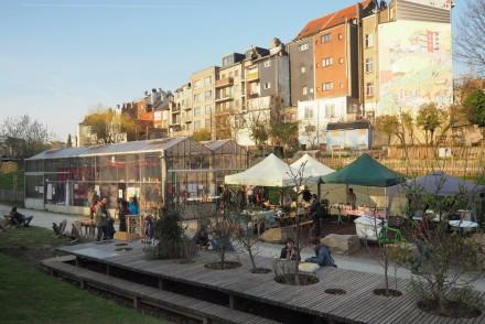 Galinette Parkfarm marché bio Bruxelles Tour et Taxis - HOTPOPOTE